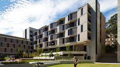 UNSW Kensington Colleges / Bates Smart