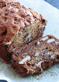 This is a long time favourite in my family and a great, much healthier alternative to 'banana bread/cake', but I will warn you, make 2 loaves as it goes very quickly. This version is no…