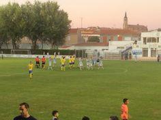 Final de partido C. F. La Solana - U. D. La Fuente (30-10-2016)