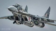 Mig 29 Fulcrum Polish Air Force