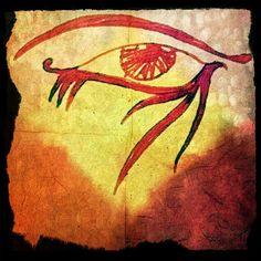 #doodle #occult #eye  #ink #pixlr