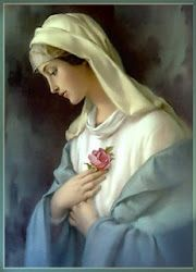 In Mary—a married mother with one adult son—allegedly began receiving visions from the Blessed Virgin Mary and interior locutions from Jesus. Blessed Mother Mary, Divine Mother, Blessed Virgin Mary, Religious Pictures, Religious Icons, Religious Art, Holy Mary, Religion Catolica, Queen Of Heaven