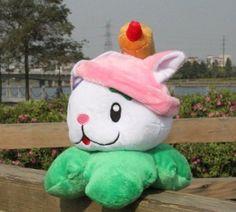 Amazon.com: Plants vs Zombies Soft Plush Toys Doll Cattail 15cm New: Home & Kitchen