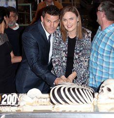 Fox Celebrates 'Bones' 200th Episode