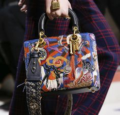 214ec16d29a4 Dior s Iconic Saddle Bag is Coming Back