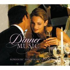Dinner Music 2CD BS  Saxophone