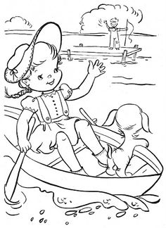 Coloring Book~Rosebud's Coloring Book - Bonnie Jones - Picasa Web Albums
