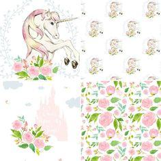 { D R E A M I N G } not dreaming - unicorns are REAL!  #quilt #handmade #heirloom #customorder #patchwork #nurserydecor #nursery #nurserybedding #girlsroom #girlsroomdecor #cotquilt #lapquilt #singlebedquilt #unicorns #unicornsarereal #kidsbedding #princess #castles #fairytales #sleepingpretty #quiltdreams #etsyseller #mygeorgieboy