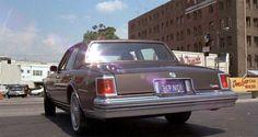 '76 Seville in Car Wash
