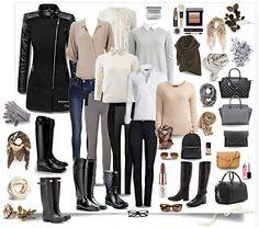Zestaw na cały tydzień :))  Płaszcz model #76 FASHIONAVENUE.PL