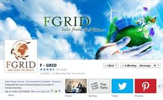 FGRID FB page on Behance