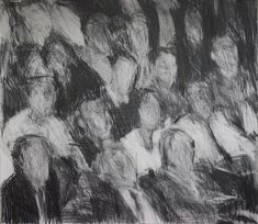 Tomie Ohtake, Grunge, All Nature, Dark Art, Art Inspo, Cool Art, Illustration Art, Artsy, Sketches