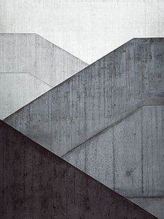 stairs in concrete |