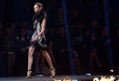 Fashion-Week Mailand: Mode von Roberto Cavalli. Mehr zur Mailänder Modewoche: http://www.nachrichten.at/nachrichten/society/Generationswechsel-auf-Italienisch;art411,1314605 (Bild: Reuters)