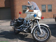 Last Of A True Police Motorcycle ☆。★。JpM ENTERTAINMENT ★。☆。