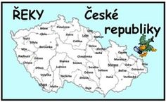 VODSTVO ČESKÉ REPUBLIKY :: Béčko-Tc Teaching Geography, Montessori Materials, Elementary Science, School Hacks, Learning Games, Czech Republic, Homeschool, Language, Activities