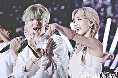 Baekhyun a taeyeon z roku 2016