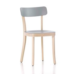 BASEL CHAIR BY JASPER MORRISON (LIGHT GREY)