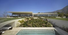 House in Vitacura was designed by Izquierdo Lehmann in 2012. It is located in Santiago, Chile.