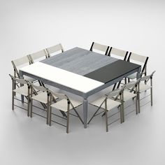 Plurimo Grande S Transforming Table