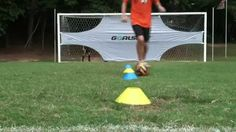 Soccer Skills Training Tutorial - 1v1's, Change of Direction, How to Defend