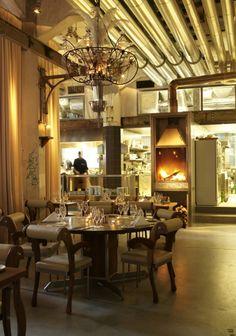 Rüsterei | Restaurant – Bar – Kantine Zürich