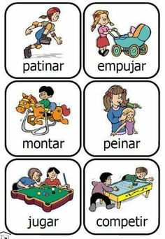 Learn Spanish with us! Grammar Activities, Spanish Activities, Kindergarten Activities, Spanish Notes, Spanish Lessons, Elementary Spanish, Spanish Classroom, Spanish Vocabulary, Teaching Spanish