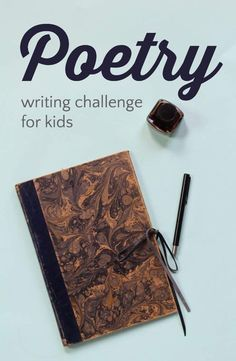 Learn to write poetry the easy way. Try this poetry writing challenge for kids during National Poetry Month.