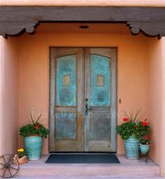 Related to Santa Fe-Style Homes : Decorating : Home & Garden ...