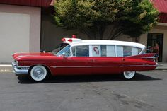 Flickr Search: cadillac ambulance | Flickr - Photo Sharing!