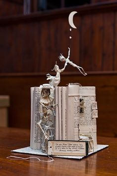 Scotland's secret book sculptures - in pictures | Books | The Guardian