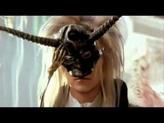 Labyrinth - As The World Falls Down (David Bowie)    Can I just say, that I might have cried a lil during this scene...because I wanted to be Sarah so bad??
