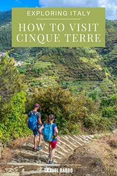 Italy's Cinque Terre region is amazing! Here's how to visit and how to be a good tourist. Hint: stay overnight, dine locally, hike and learn about the area. Please don't visit with a large group!