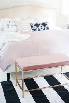 DIY IKEA HACK - Pall/bänk