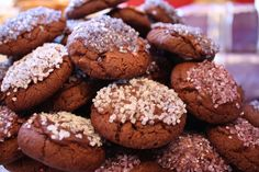 Nigella Lawson's Christmas Chocolate Cookies