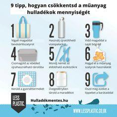 30 egyszerű tipp, hogyan csökkentsd a műanyagok mennyiségét (és utánpótlását) a mindennapok során! - Hulladékmentes.hu