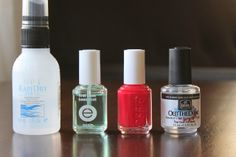 A DIY Manicure That Lasts. | This is a lasting tip you will treasure for your nails. Nice DIY manicure polish. #DIYready