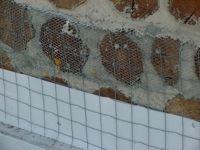 cordwood termite provention idea