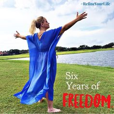 Six Years of Freedom — SeayStanford.com