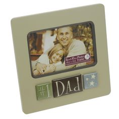 £20.99 - Personalised Dad Photo Frame