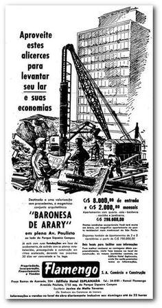 Série Avenida Paulista: Baronesa de Arary da nobreza ao modernismo, da decadência às brigas condominiais. | Projeto São Paulo City