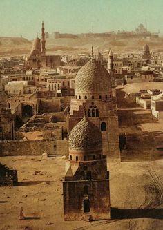 Cairo, Egypt...