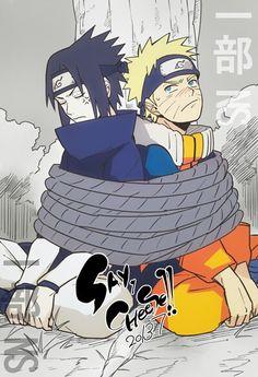 Sasuke / Naruto :)