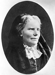 """""""Elizabeth Blackwell (3 February 1821 – 31 May 1910) was the first female doctor in the United States and the first on the UK Medical Register. She was the first openly identified woman to graduate from medical school, a pioneer in educating women in medicine in the United States, and was prominent in the emerging women's rights movement."""""""