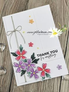Inspire.Create.Challenge ' Color Contour, Stampin Up Cards, I Card, Beautiful Flowers, Card Ideas, Friendship, Catalog, Crafting, Challenges