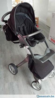 Stokke Xplory compleet inclusief maxi cosi cabriofix - A vendre