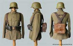 Esercito Ungherese - Uniforme di fanteria WWII