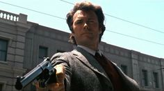 """SFPD Inspector Harry """"Dirty Harry"""" Callahan is going to bring his unique version of crime fighting to Nevada City, CA."""