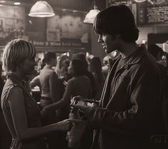 Sam & Meg #Supernatural