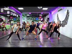 Mi Gente - J Balvin by Cesar James / Zumba Cardio Extremo Cancun NUEVO - YouTube